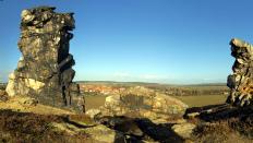 Teufelsmauer-Panorama: